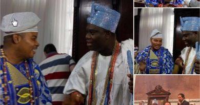 Visita do Rei de Ile Ife Oni Adeyeye Enitan Ogunwusi ao Brasil.