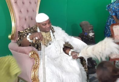 Festival de Ifa 2020 KABIESI Oba Adekunle  Aderonmu